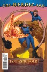 Fantastic Four cover #579 by John Tyler Christopher