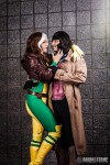 Rogue & Gambit from Xmen