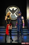 Ms. Marvel & Hawkeye