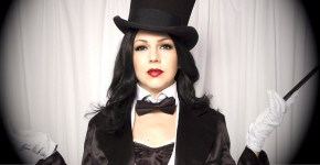 New Zatanna shoot!
