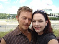 Holy Crap! It's Norman Reedus (Boondock Saints)