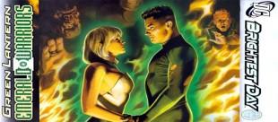 Brightest Day: Green Lantern- Emerald Warriors Cover