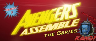 Avengers Assemble the Series season 3 Drops!