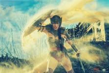 Battle Wonder Woman