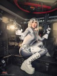 Silver Sable in a Tank
