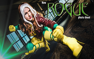 New Rogue Images and Gallery updates