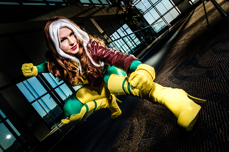 Miracole as Rogue