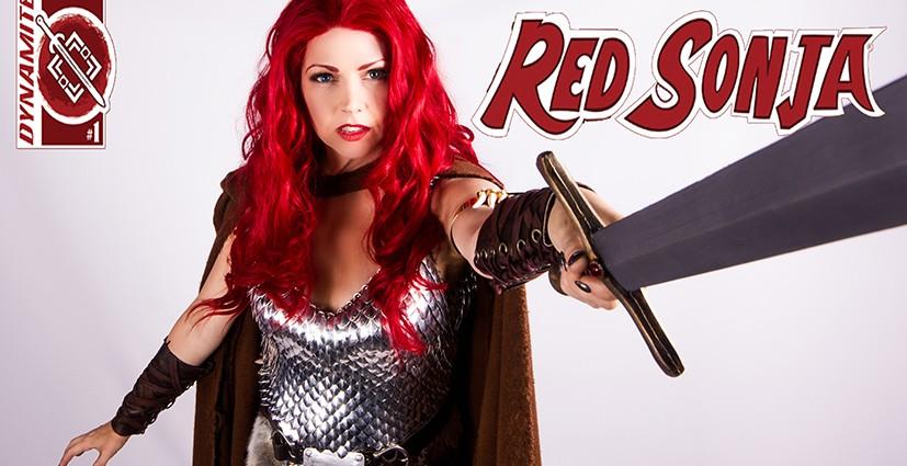 Red Sonja Build