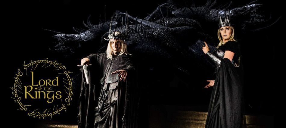 Lord of the Rings: Khamûl & Angmar